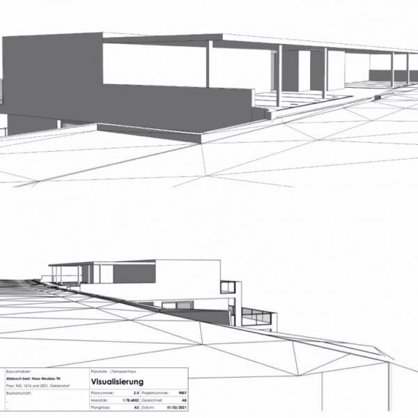 2008 - Gebenstdorf - Parz. 963, 1676 und 2051 - Neubau Terrassenhäuser_page-0004 [1024x768]