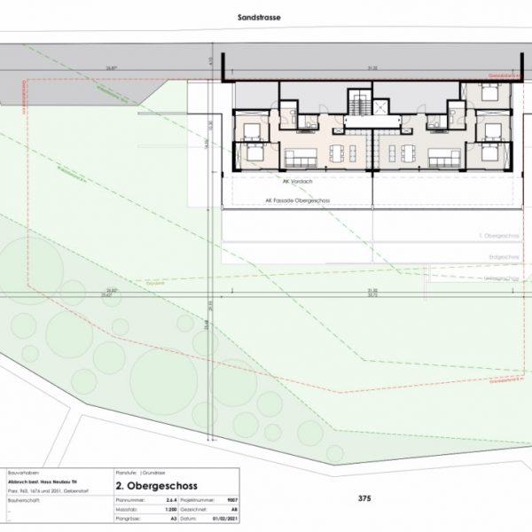 2008 - Gebenstdorf - Parz. 963, 1676 und 2051 - Neubau Terrassenhäuser_page-0009 [1024x768]